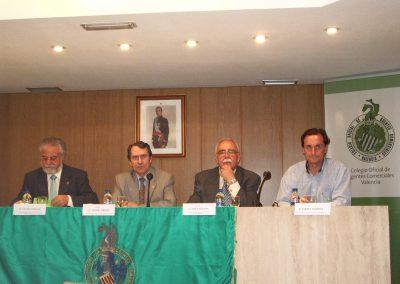 Jornadas de Juntas de gobierno de la Comunidad Valenciana